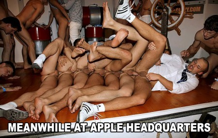 Homosexual Apple Engineers